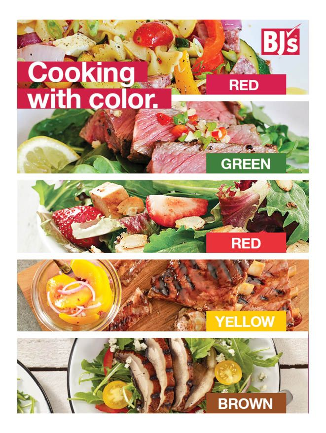 Boost flavor and nutrition with colorful meals made with a palette of fresh summer veggies. http://stocked.bjs.com/food/create-summer-cooking-palette