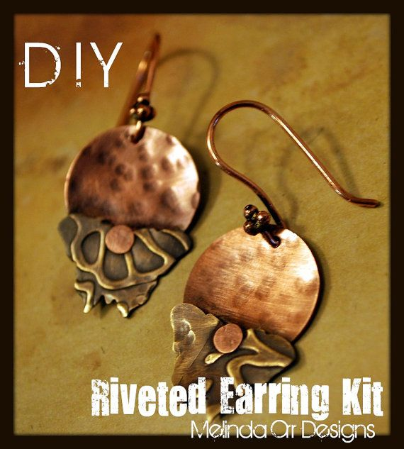 Riveting Earring tutorial