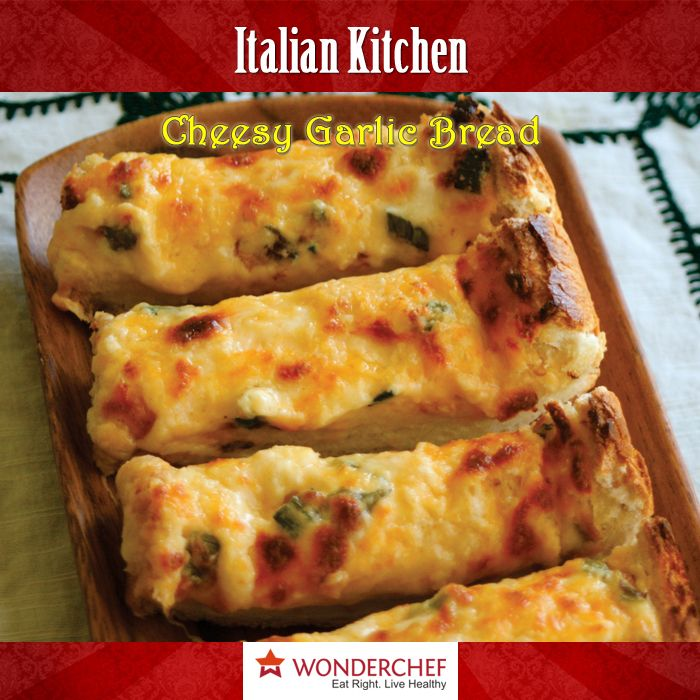 7 best wonderchef pizza pan recipes by chef sanjeev kapoor cheesy garlic bread this super easy garlic bread recipe takes only 20 mins forumfinder Image collections
