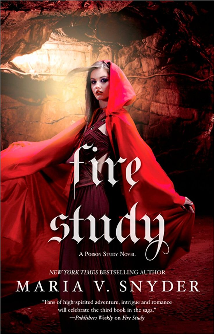 Fire Study (soulfinders Book 3)  Kindle Edition By Maria V Snyder