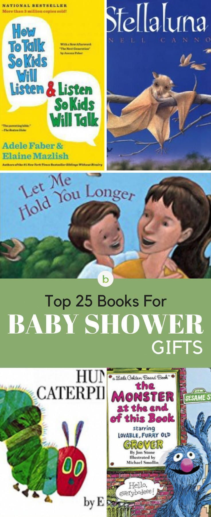 Books Are Popular Presents For Expecting Parents But If You Re The