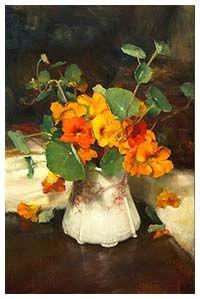 Nasturtiums, John McCartin