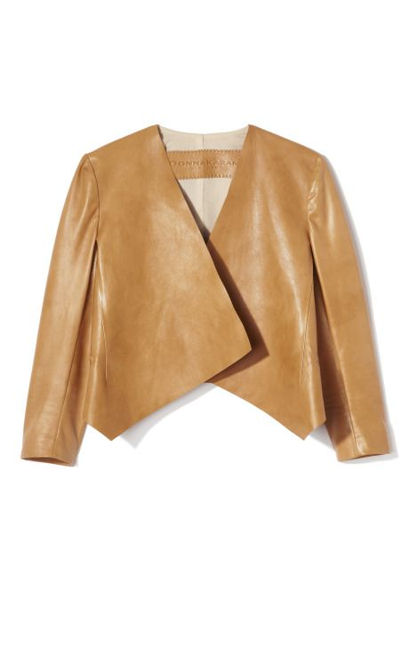 Donna Karan Leather Envelope JacketFashion Nista, Fashion Closets, Fashion Style Inspiration, York Leather, Leather Envelopes, Envelopes Jackets, Givenchy, New York, Karan Leather