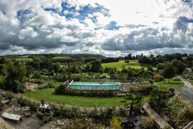 Le Domaine du Martinaa: Gite Piscine Normandie