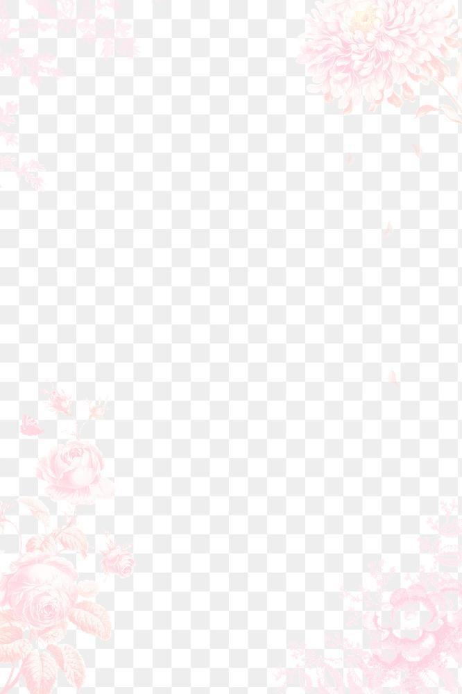 Vintage Pink Floral Frame Design Element Free Image By Rawpixel Com Donlaya In 2020 Design Element Frame Design Vintage Pink
