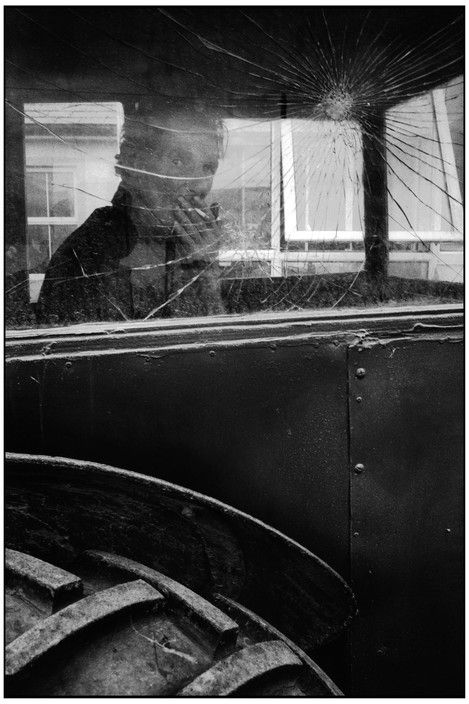 Magnum Photos - Martine Franck.  Tory Island, Ireland