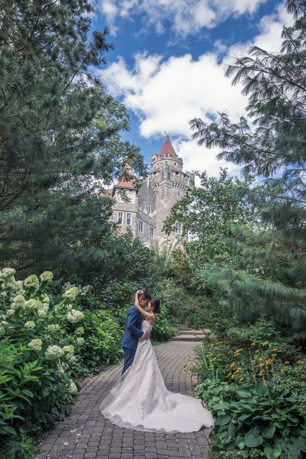 affordable wedding photographers in los angeles%0A Ivy and Yong celebrated their wedding in non other than downtown toronto  casa loma  Look through this amazing set of casa loma wedding photography