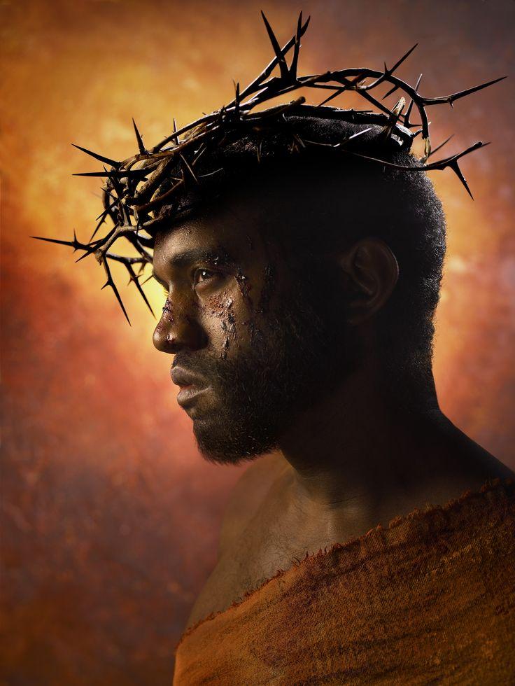 David LaChappelle, Kanye West: Passion of the Christ, 2006 © David LaChapelle