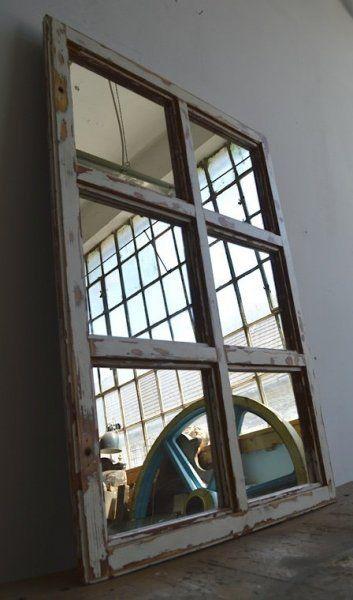 Ber ideen zu esszimmer spiegel auf pinterest for Rustikaler spiegel