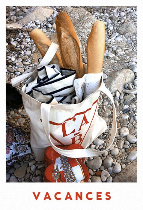 .Summer Picnics, Picnics Beach, Holidays, France, Armchairs Travel, French Breads, Beach Picnics, French Culture, Parisians Lunches