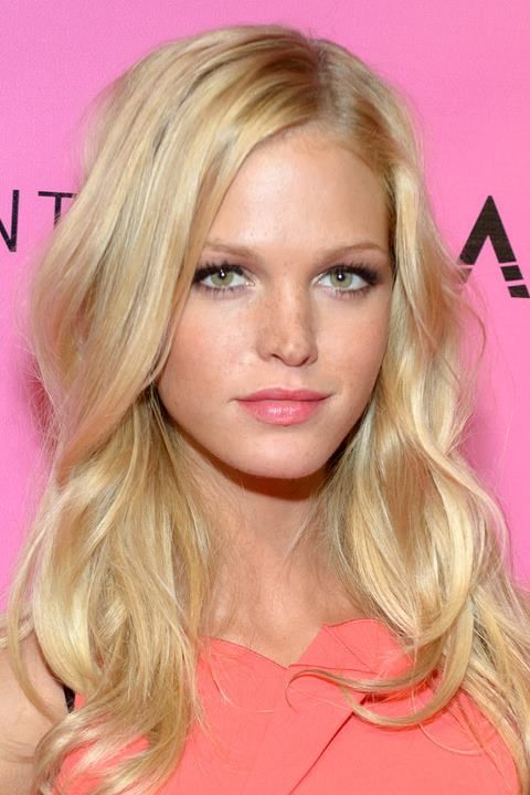 Erin Heatherton. Lover her cut & color!