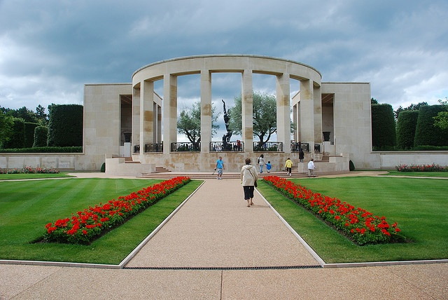 D-Day Memorial- Normandy, France