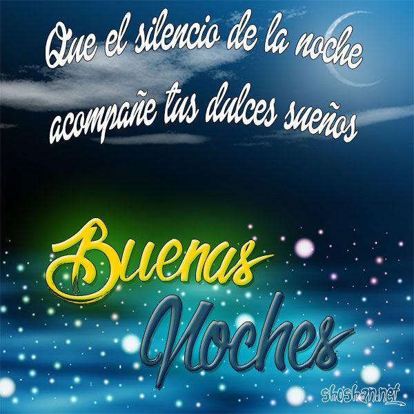 Silencio de la noche