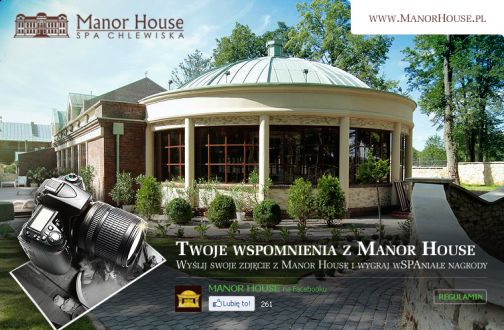 Zapraszamy do udziału w kolejnej odsłonie konkursu 'Wspomnienia z Manor House': https://www.facebook.com/ManorHouse.PalacOdrowazow/app_273023832724195