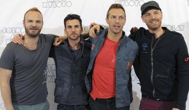 """Ya se puede escuchar """"Magic"""", el primer corte del nuevo disco de Coldplay"""