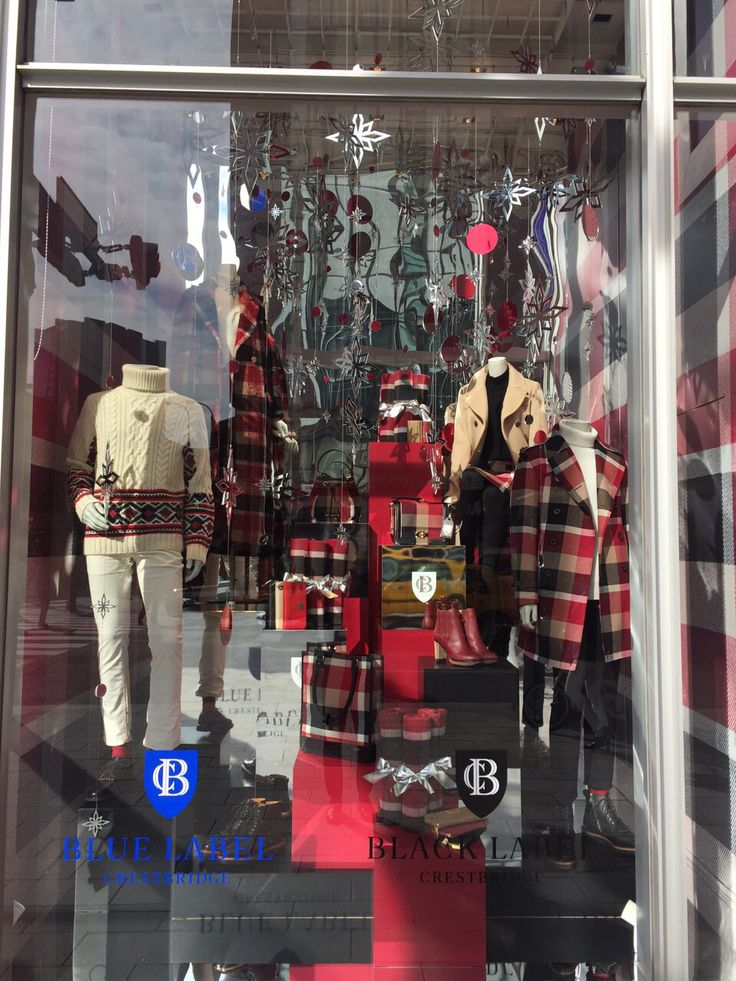 aw15 christmas window from black label crestbridge