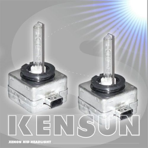"#1 Customer Service & Quality, HID Xenon Headlight Replacement Bulbs * Easy and Simple installation. Usually takes less than 20 minutes! ""Plug-and-Play"" in most vehicles. Some vehicles may need professional installation. The manufacturer provides free full technical support with hundreds of thousands of satisfied users. The Kensun friendly and experienced team is happy to help you with any questions or issues with the installation. * (Placed within the Amazon Associates program) * 20:46 Mar"