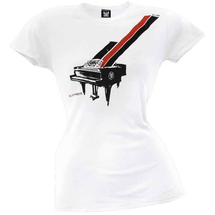 Alicia Keys - Piano Juniors T-Shirt