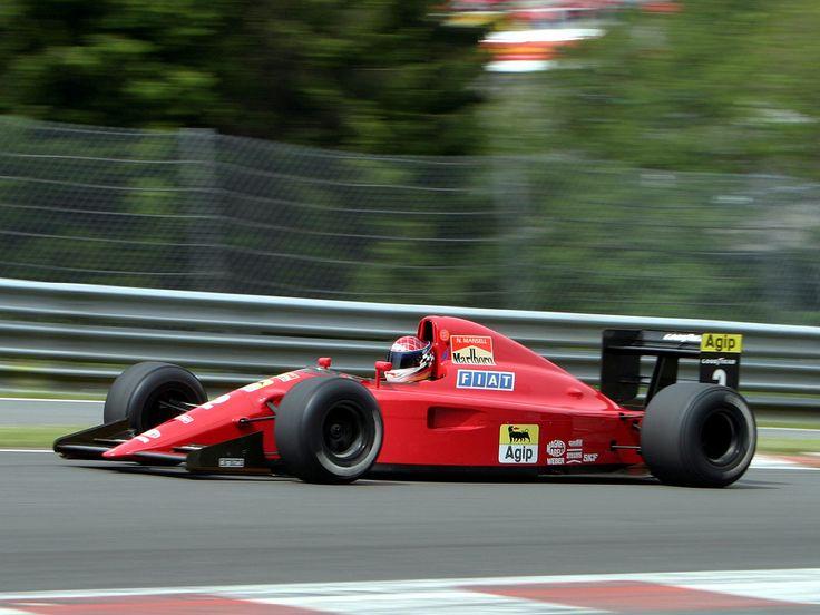 1990 Ferrari 641/2 — Nigel Mansell