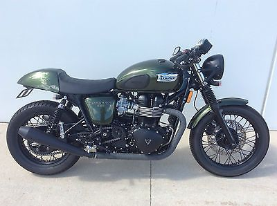 2013 Triumph Thruxton 900 for sale in Milwaukee, Wisconsin, Usa - Usedbikesforsale.us