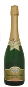 Grand Mousseux vin sec    We always celebrated with this sparkling wine