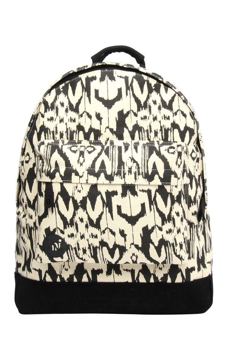 Mi-Pac - Plecak Ikat Black - 05031768015079
