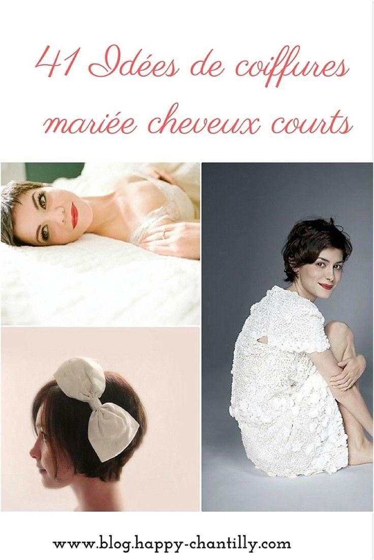 1000 Ides Sur Le Thme Cheveux Courts De Marie Sur Pinterest