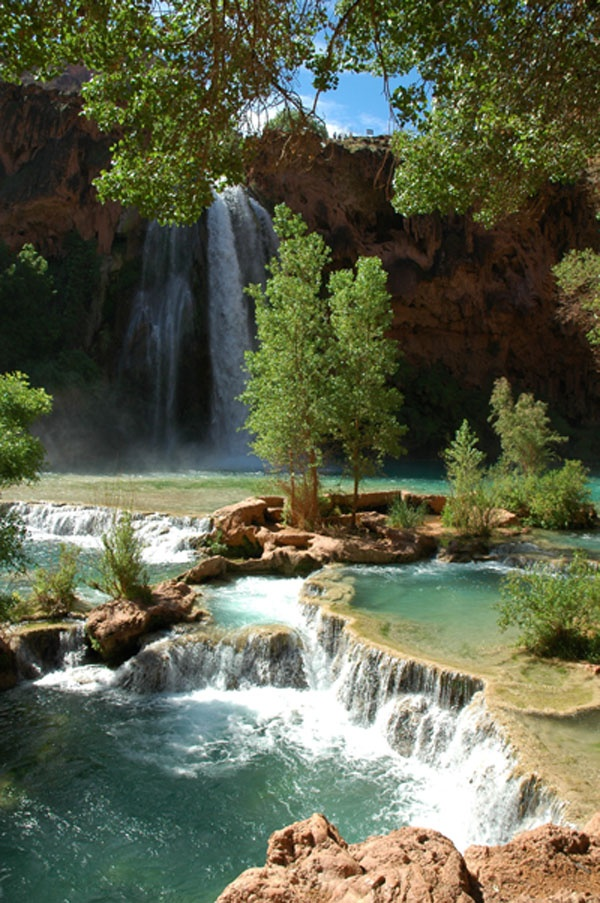 Havasupai Falls....One of the greatest places on earth!