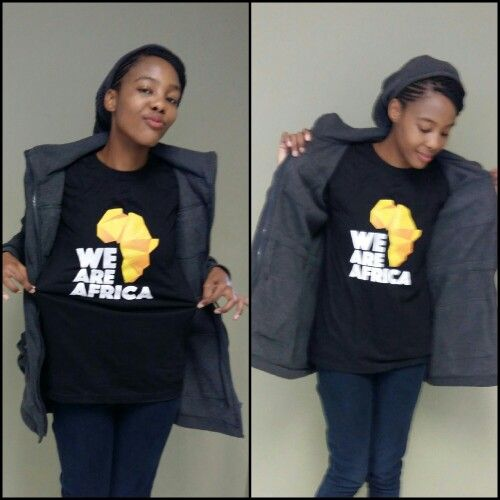 We are Africa...