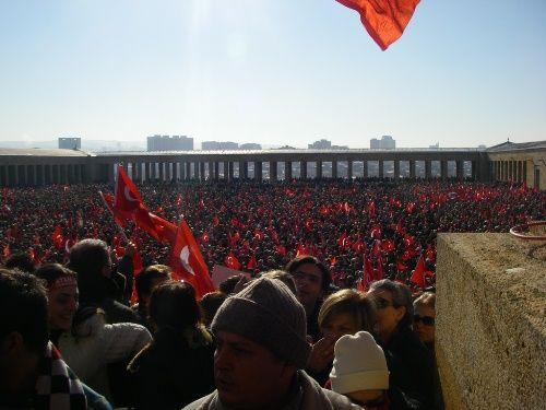 The People of Turkey – Ankara