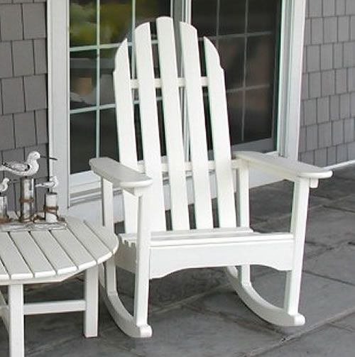 12 best POLYWOOD Rocking Chairs images on Pinterest ...