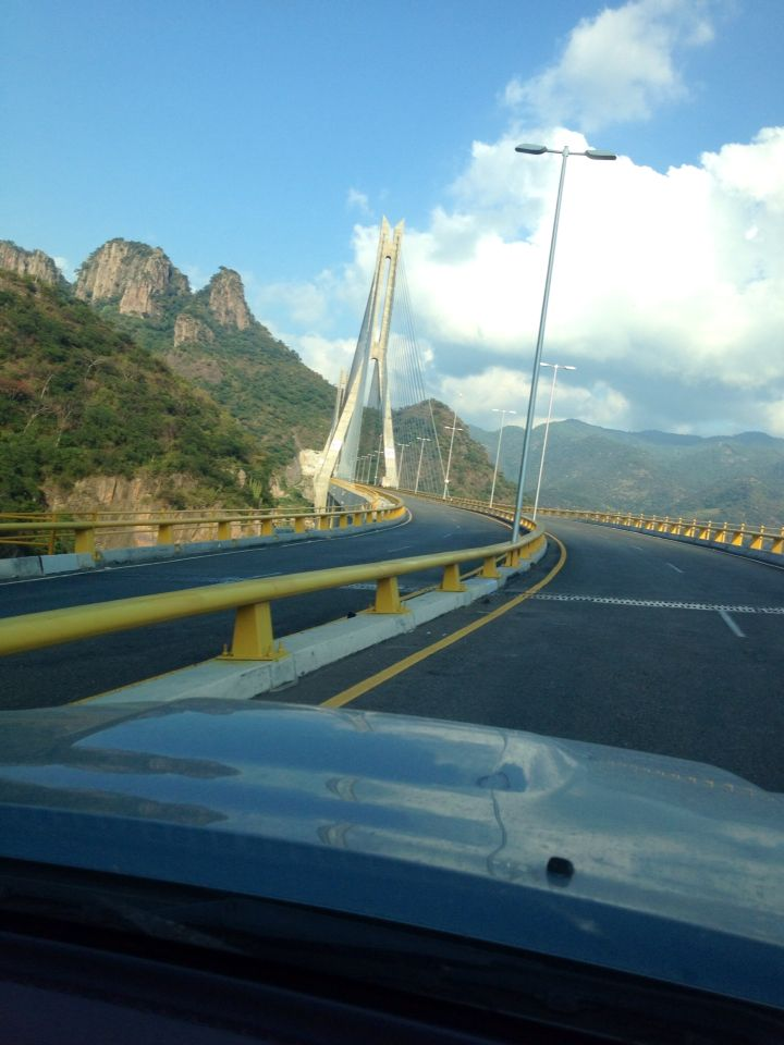 Puente Baluarte!! Durango-Sinaloa, México!!