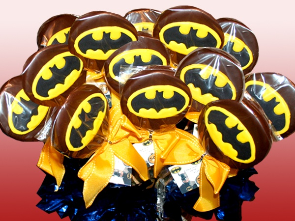 Batman Cookies! nanananananana