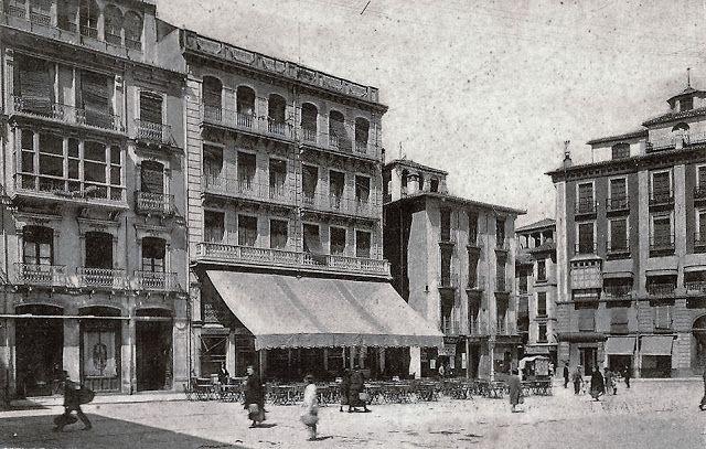 Plaza del Carmen 1938