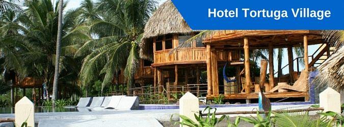 Hotel de Playa Tortuga Village, Costa del Sol, El Salvador