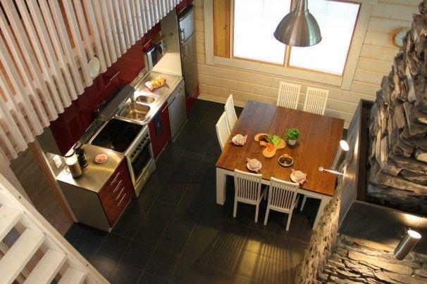 Hochwertige und moderne Ferienhäuser von Mökkiavain in der Region #Tampere, #Finland - http://www.nordicmarketing.de/ferienhaeuser-moekkiavain/