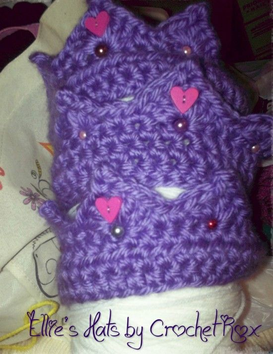 Crochet Baby Crown Pattern Free Easy Video Tutorial ...
