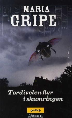 """""""Tordivelen flyr i skumringen"""" av Maria Gripe"""