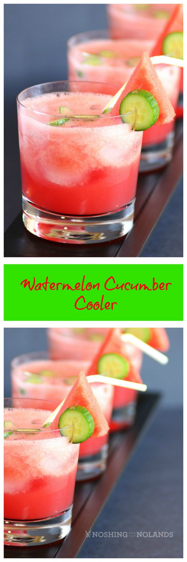 Watermelon is the epitome of summer!! I was thinking of a nice refreshing summer sipper. I also love the freshness of cucumber and combined these two flavours to come up with this drink. You will love this on a hot summer day!!! Serves 4 4 cups watermelon, cubed 4 oz. Bacardi white rum 3 oz....Read More »
