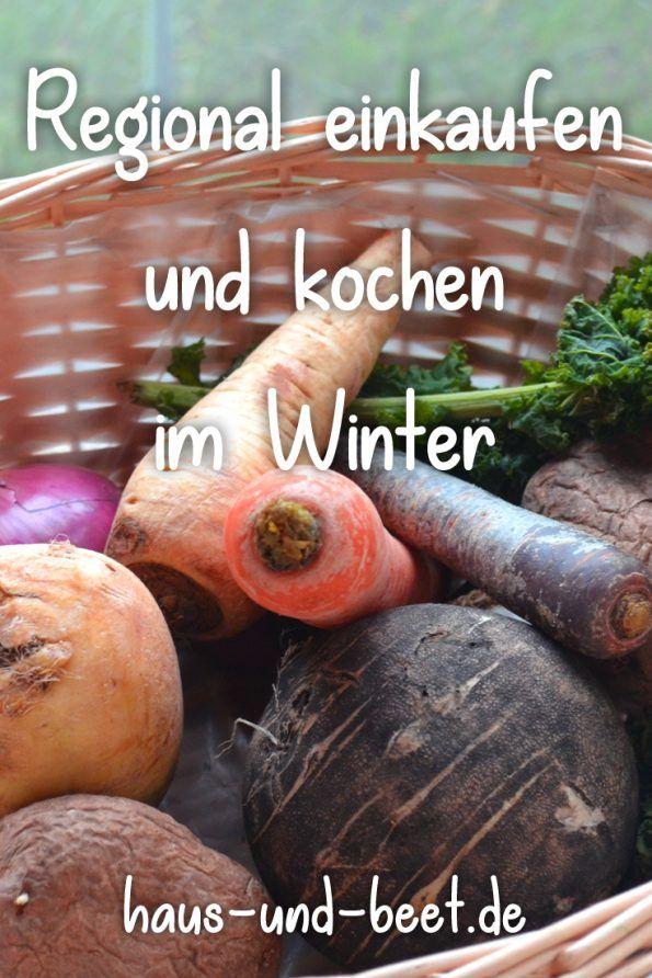 Frisches, regionales Gemüse im Winter ernten – Haus und Beet – Gemüse anbauen