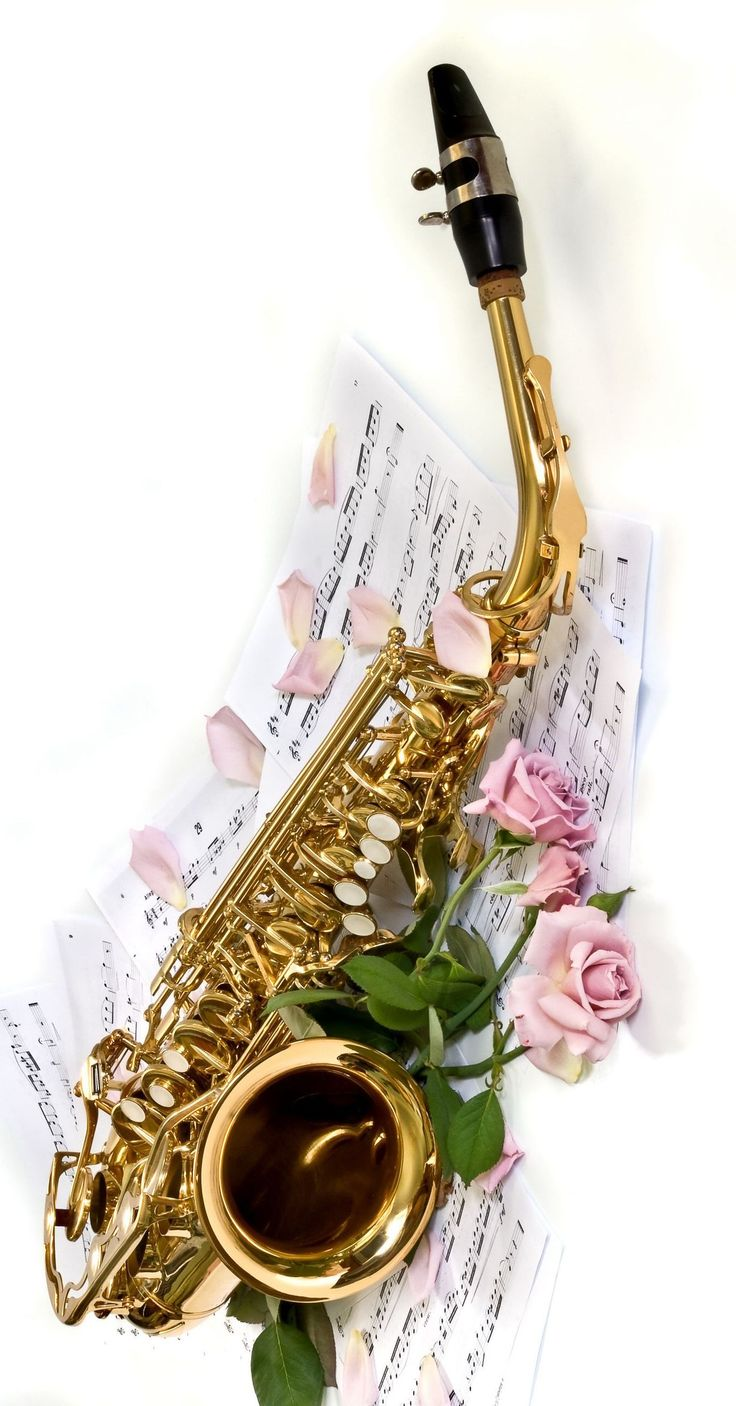saxophone: for a certain lady who is following my board.......