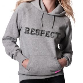 Respect hoodie #hoodies #Storymood RESPECT  as simple as that!! women's pullover hooded sweatshirt  80% Combed Cotton 20% Polyester 320g / 9.6oz.