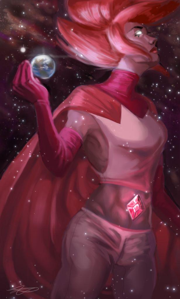 Steven universe,фэндомы,Pink Diamond,SU Персонажи,SU art,betamaxnchillax