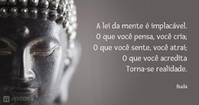 Buda é uma inspiração para todos nós. Veja 10 frases budistas que vão te inspirar a ser melhor.