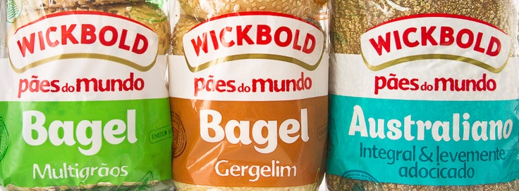 pães do mundo Wickbold bread