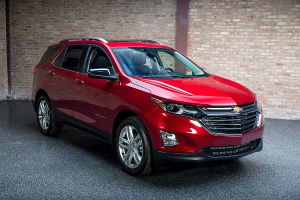 2018 Chevrolet Equinox is the featured model. The 2018 Chevrolet Equinox Redesign image is added in car pictures category by author on Feb 6, 2017.