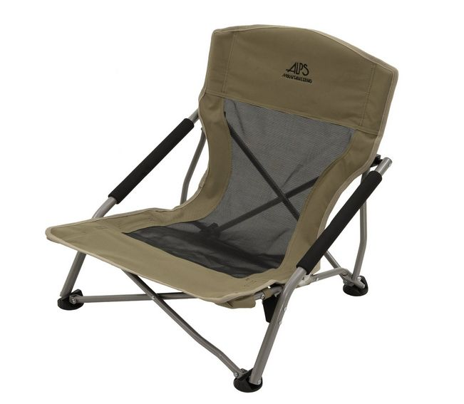 Captivating ALPS Mountaineering Rendezvous Folding Camp Chair. Motorcycle ...