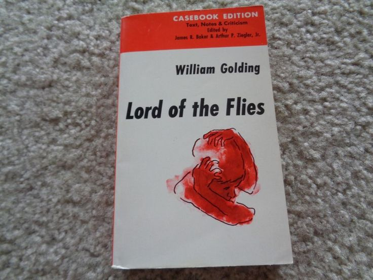 Perigee: Lord of the Flies by William Golding