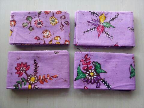 Purple Batik Bakaran