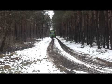 Volvo FH16 700 in Action- Holztransporte Tautermann -